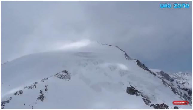 瑞士阿爾卑斯山日前遭遇突如其來的暴風雪,導致4人死亡,5人性命垂危。(視像擷圖)