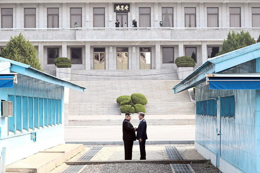 傳金正恩同意與特朗普在非軍事區進行會談