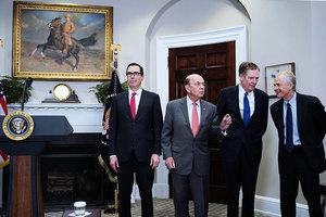 白宮公佈訪華貿易團名單 再增鷹派人物