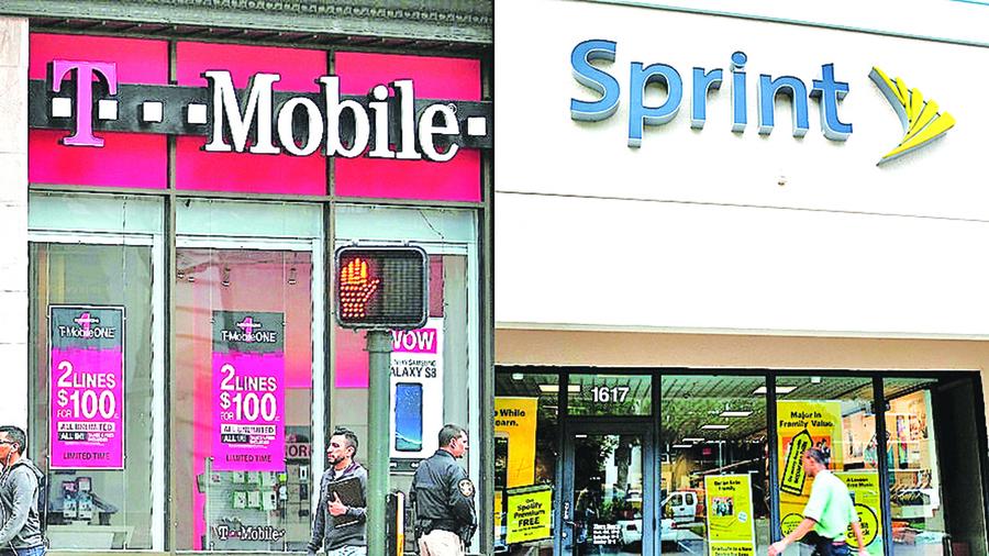 T-Mobile合併Sprint達協議 美當局料把關反壟斷競爭