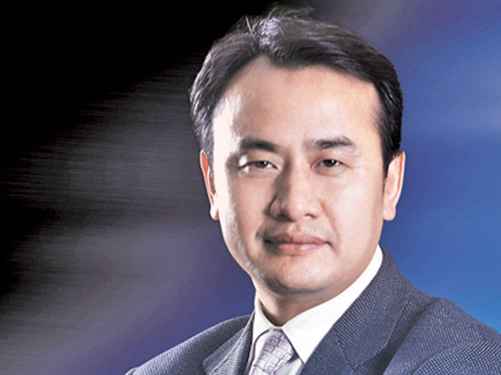 華安保險董事長、特華系掌門人李光榮(網絡圖片)