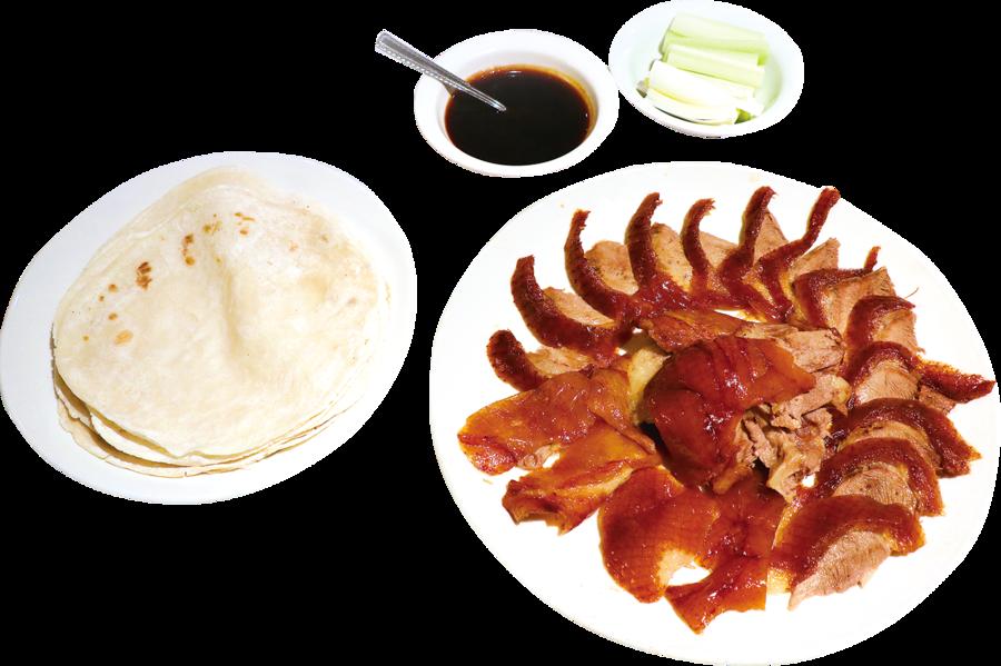 【米芝Gi周記】北京烤鴨