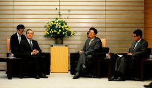 時隔三年 中日韓首腦峰會九日在東京舉行
