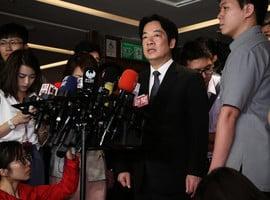 台多斷交 賴清德:併吞台灣是中共「陽謀」