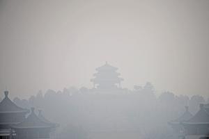 全球90%人呼吸髒空氣 空污年奪七百萬人命