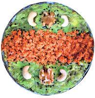 日式美食 牛油果三文魚鬆押壽司