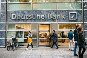 德意志銀行鬧烏龍 錯誤轉帳280億歐元