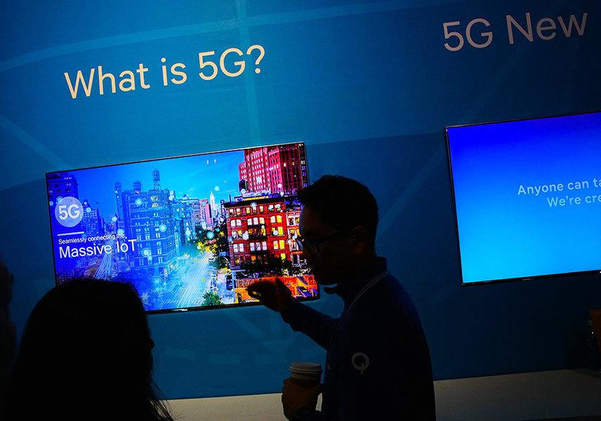 美貿易團訪華前 特朗普力挺5G研發的前因後果