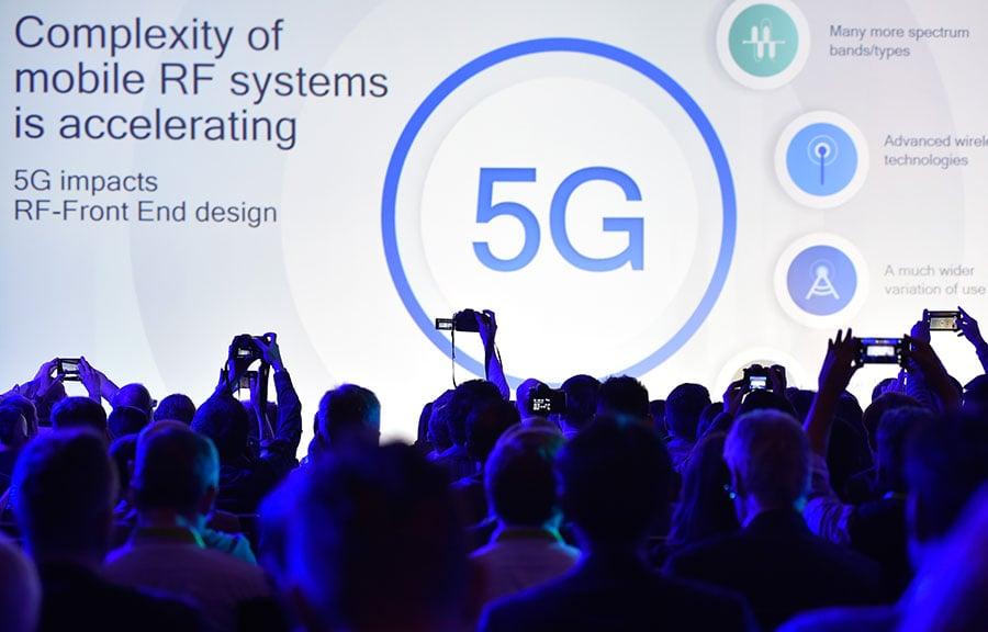 知情人士透露,美國特朗普政府正在考慮基於國家安全,採取行政措施限制中國企業在美國銷售通訊設備。(David Becker/Getty Images)