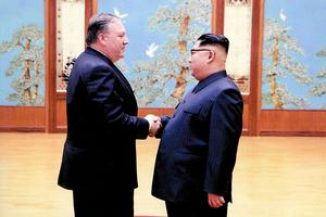 特金會在即 北韓移送三名美國人質至酒店