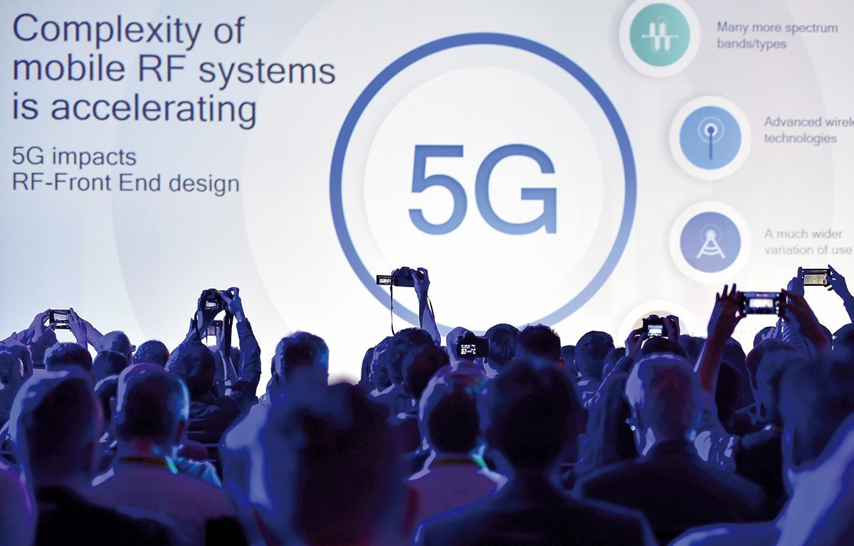 知情人士透露,美國特朗普政府正在考慮基於國家安全,採取行政措施限制中國企業在美國銷售通訊設備。(Getty Images)