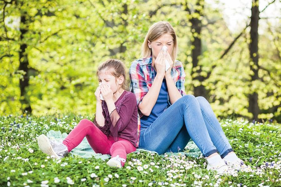 季節性過敏的五種天然療法