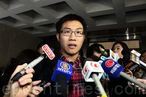 《國歌法》立法公聽會 中共遭抨擊