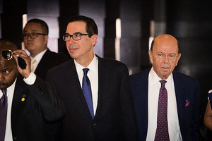 羅斯:中共認同減少貿易赤字的概念