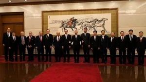 中美貿易會談無聯合聲明 關鍵分歧未解