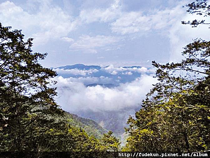 見晴古道是太平山遠眺及觀賞雲海最佳地點。