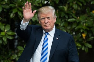 中共向美公司推「政治正確」特朗普堅決說不