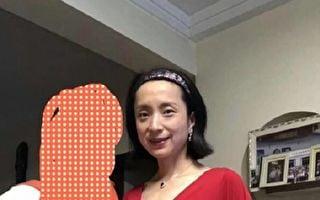 5月7日社交媒再流傳一張湯燦出獄後的新照。(來自微博)