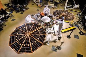 探索火星「內心」 NASA「洞察號」成功發射