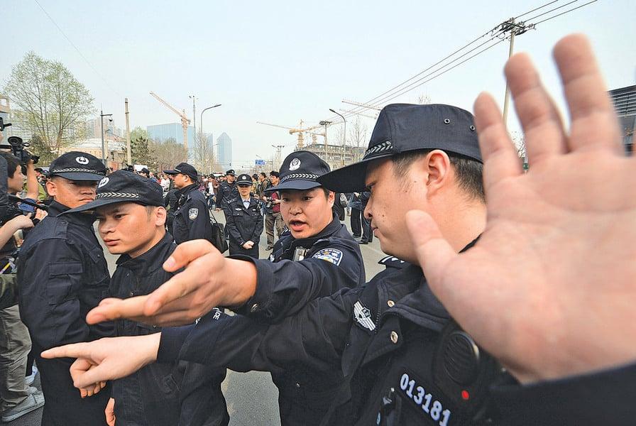 【世界新聞自由日】WORLD PRESS FREEDOM DAY 中國新聞界感嘆「每況愈下」