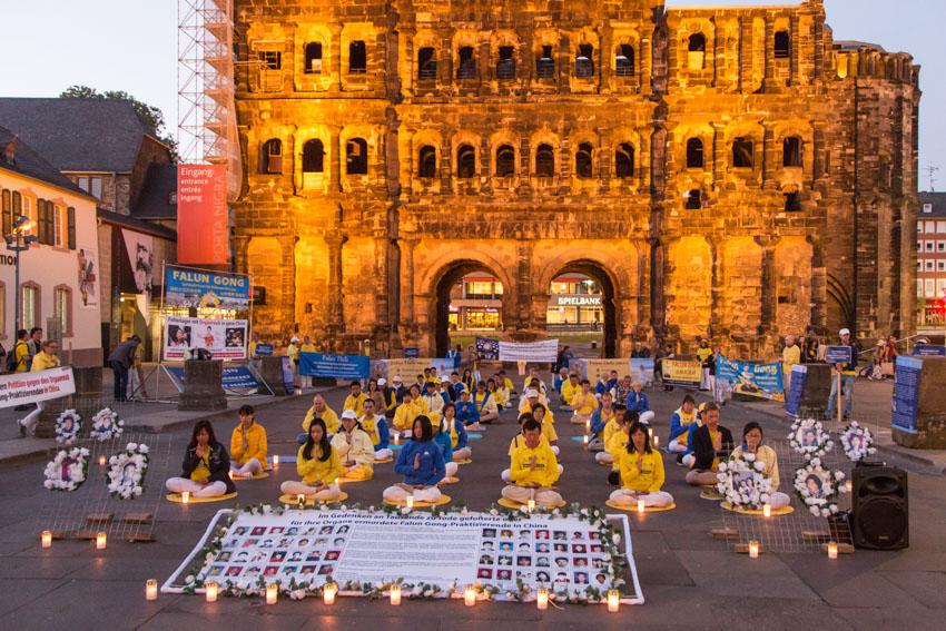 中共送馬克思雕像到德國 引發抗議