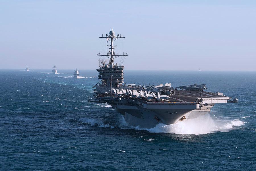 應對中俄挑戰 時隔七年美海軍重組第二艦隊