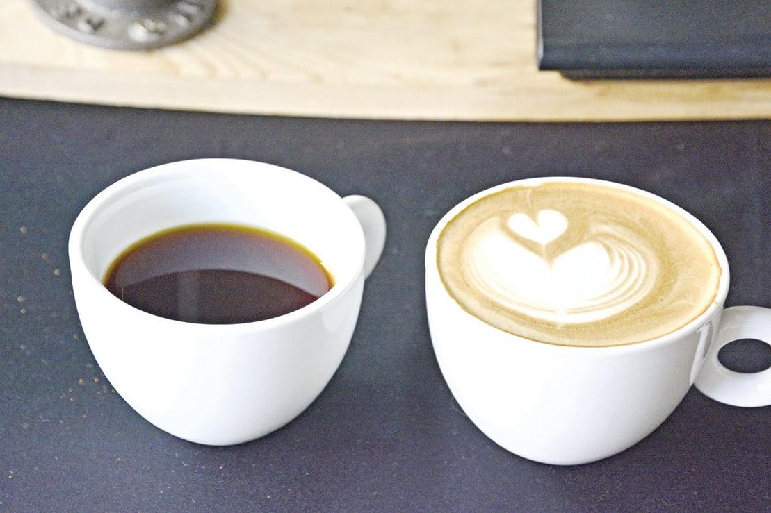 手沖咖啡泡出的咖啡美味,已經可與虹吸式咖啡相提並論。