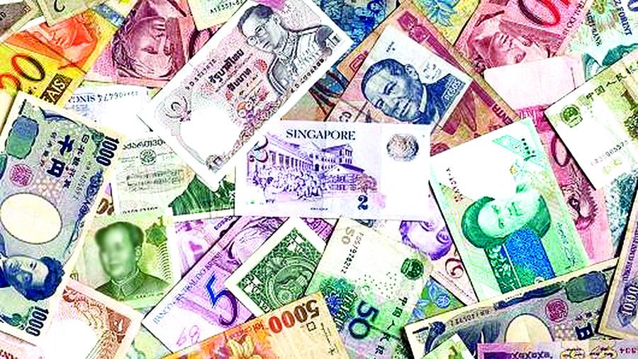 美元走強新興市場爆走資潮