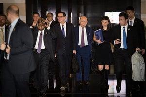 中美持續貿易對話 白宮:劉鶴下周抵美