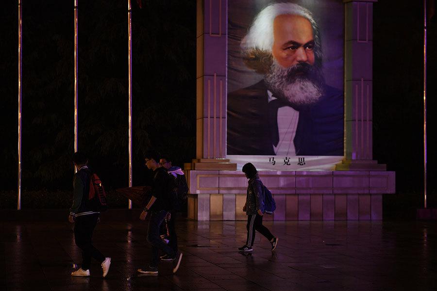金里奇:中共領導人擁抱馬克思 令中國人遭殃