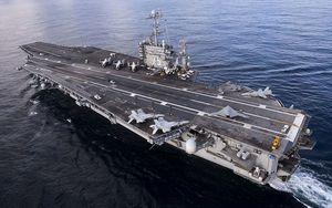 美戰機從杜魯門號航母升空 打擊敘利亞IS
