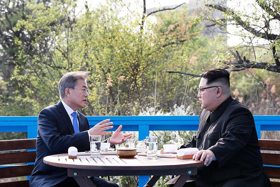 中共鼓動北韓「階段化」棄核 跟美國唱反調