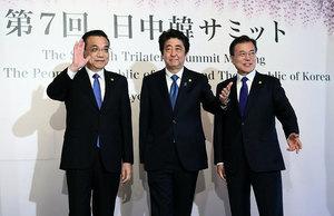 李克強訪日 中共總理八年來首訪日本的背後