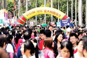 台灣學術環境和文化吸引留學生