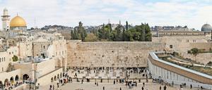 聖城期待神再臨——耶路撒冷四千年的故事(一)