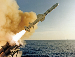 軍艦殺手:美新導彈可遠距擊沉敵艦