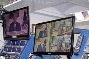 特朗普宣佈退出伊朗核協議