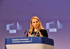 歐盟代表二十八成員國 明確表達挺台參與WHA
