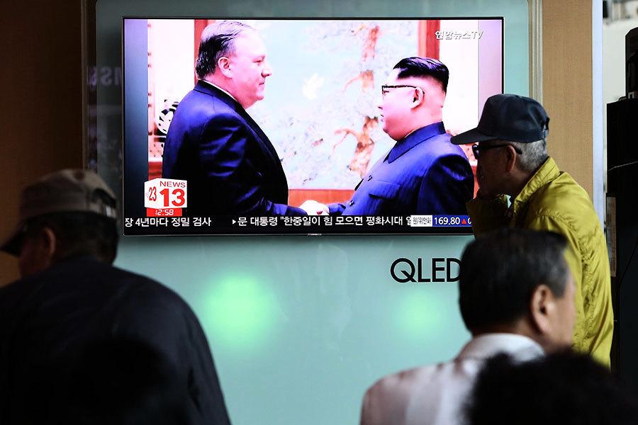 蓬佩奧:不接受北韓階段性棄核 不走老路