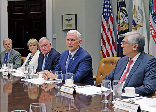 委內瑞拉危機嚴重 彭斯促接受國際援助