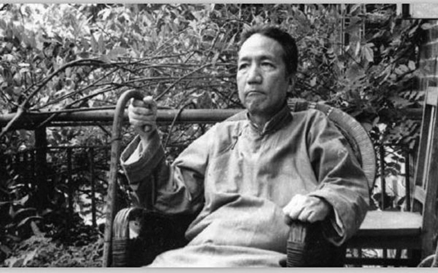 被稱為三百年一見的國學大師陳寅恪。(公有領域)