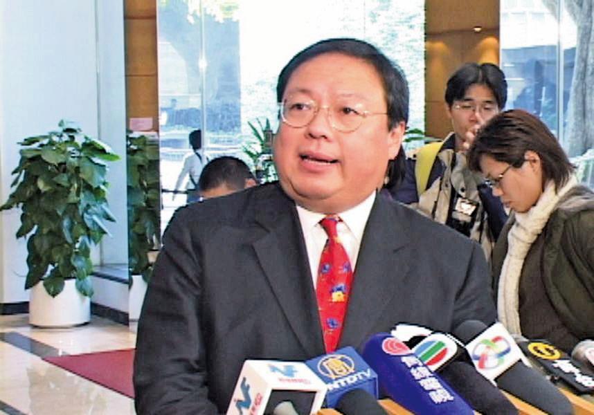 前香港民政事務局局長何志平 求助中南海失敗