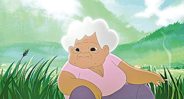 小琪因外婆去世而由美國回到家鄉。
