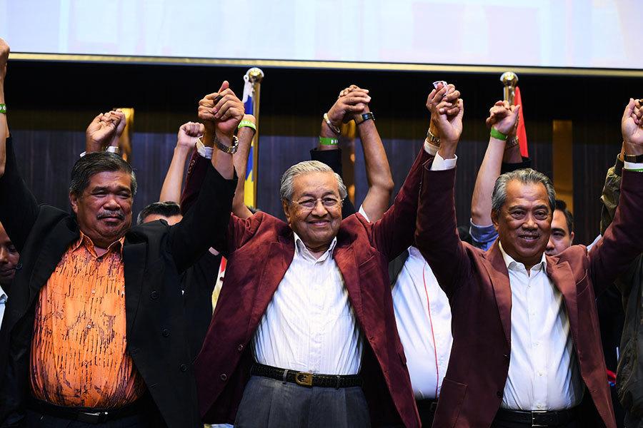 馬來西亞60年來首度變天 親中共及貪腐是關鍵