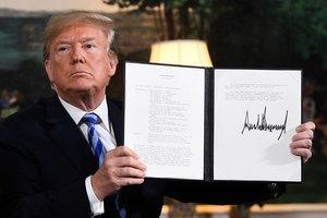 特朗普出手制裁 伊朗對華原油出口將受限