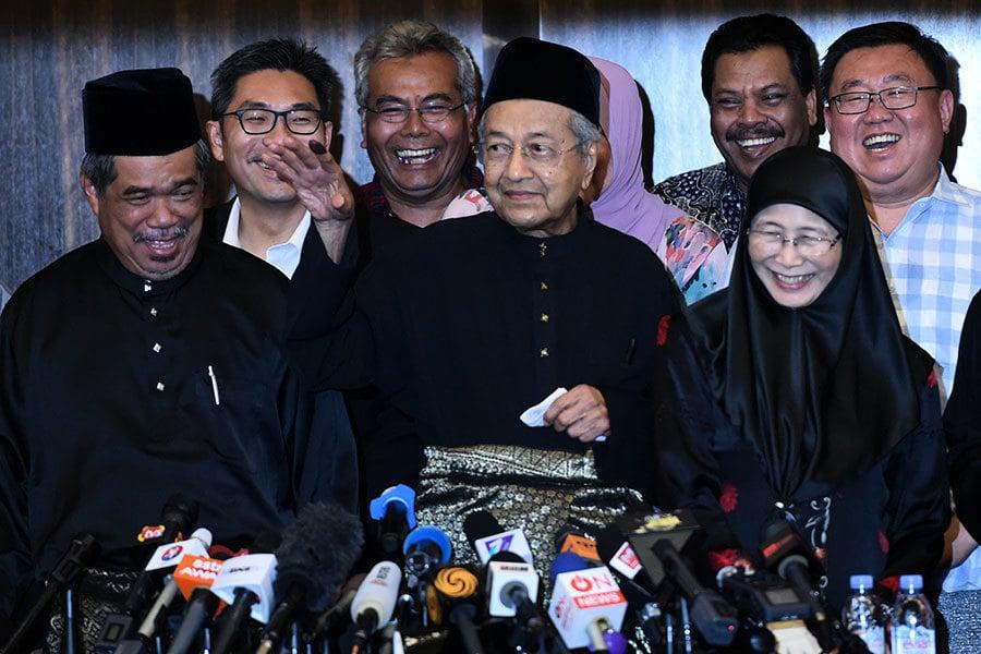 馬來西亞變天 學者:對中共的衝擊最大