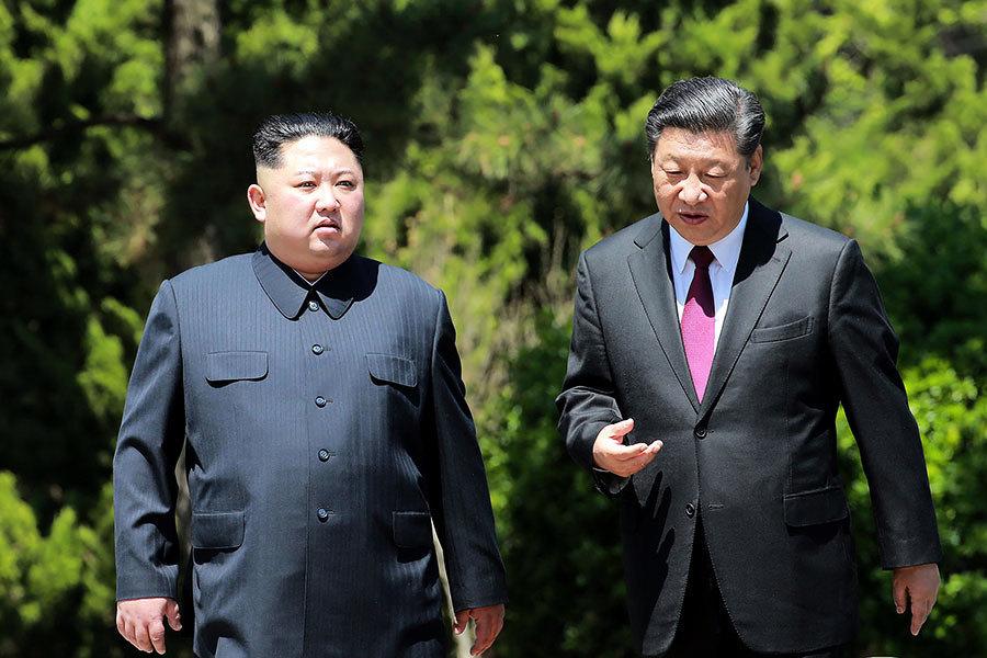 40天內金正恩兩次訪華 中朝各打甚麼算盤