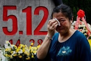 汶川地震捐款近八成流入中共政府帳戶
