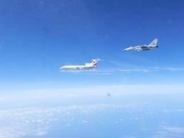 中共軍機雙向繞台 美國務院重申反對改變現狀