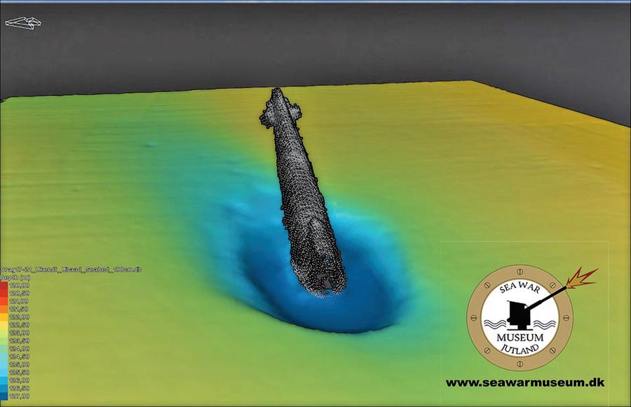 失蹤七十三年  德二戰最先進潛艇被發現